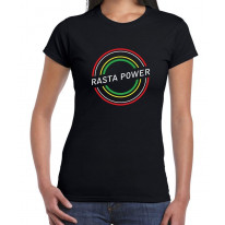 Rasta Power Reggae Women's T-Shirt