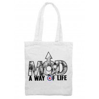 Mod A Way Of Life Shoulder Bag