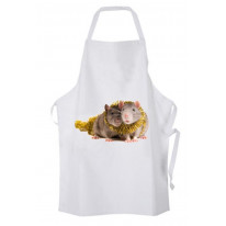 Christmas Pet Rats Chefs Apron