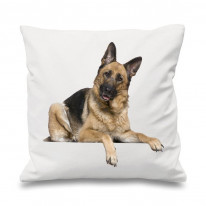 German Shepherd Scatter Cushion