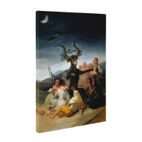 Goya Witches Sabbath Box Canvas Print Wall Art - Choice of Sizes