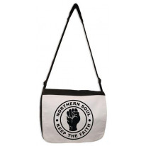 Northern Soul Keep The Faith Laptop Messenger Bag