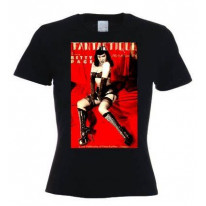 Betty Page Fantastique Womens T-Shirt