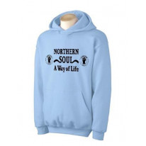 Northern Soul A Way Of Life Hoodie