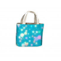 Balloons Birthday Tote Shopping Bag For Life