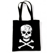 Skull & Crossbones Shoulder Bag