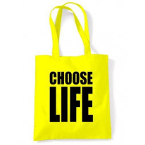 Choose Life Shoulder Bag