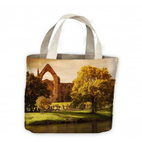 Bolton Abbey Yorkshire Tote Shopping Bag For Life