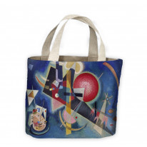 Wassily Kandinsky Im Blau Tote Shopping Bag For Life