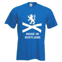 Made In Scotland Mens T-Shirt