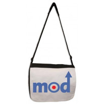 Mod Target Logo Laptop Messenger Bag