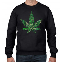 Cannabis Slang Names Funny Men's Sweatshirt Jumper