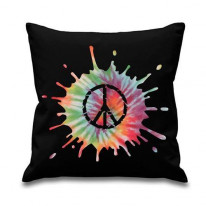 Psychedelic CND Sofa Cushion