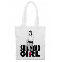 Skin Head Girl Shoulder Bag