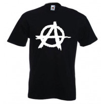 Anarchy Symbol Men's T-Shirt