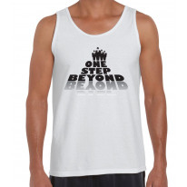 One Step Beyond Men's Tank Vest Top