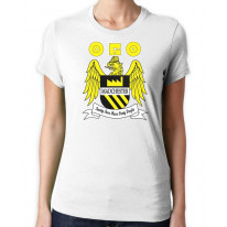 Madchester 24 Hour Party People Coat of Arms Women's T-Shirt