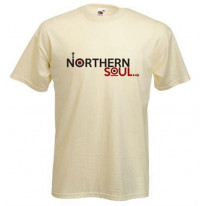 Northern Soul Arrows Logo T-Shirt