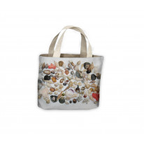 Shells from the Sea Beach Tote Shopping Bag For Life