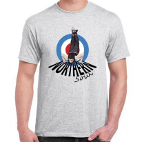 Northern Soul Dancer Mod Target Men's T-shirt