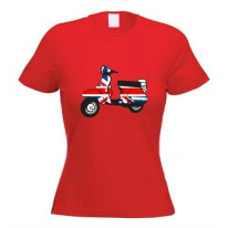 Mod Scooter Women's T-Shirt