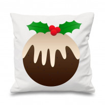 Christmas Pudding Scatter Cushion