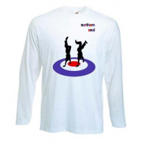 Northern Soul Dancers Long Sleeve T-Shirt