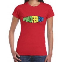 Mad For It Madchester Women's T-Shirt