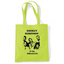 Smokey Robinson & The Miracles Shoulder Bag