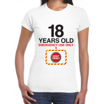 Don't Panic 18th Birthday Women's T-Shirt