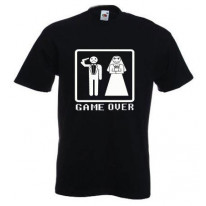 Game Over Stag Do Men's T-Shirt