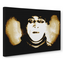 Cabinet of Dr Caligari Box Canvas Print Wall Art - Choice of Sizes