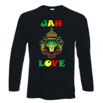 Jah Love Long Sleeve T-Shirt
