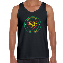 Northern Soul All Nighter Heart Logo Men's Vest Tank Top