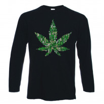 Cannabis Slang Names Funny Long Sleeve T-Shirt