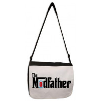 The Modfather Laptop Messenger Bag