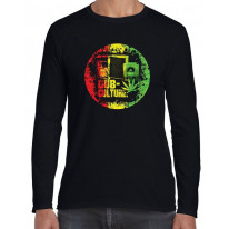Dub Culture Reggae Men's Long Sleeve T-Shirt