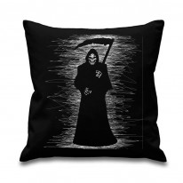 Grim Reaper Scatter Cushion