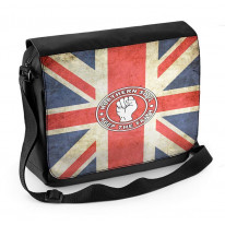 Northern Soul Keep The Faith Union Jack Laptop Messenger Bag