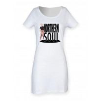Northern Soul Girl Women's T-shirt Dress