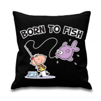 Born To Fish Angling Cushion