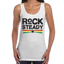 Rock Steady Reggae Women's Tank Vest Top