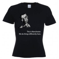 Tony Wilson Women's T-Shirt