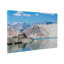 Xinjiang China Box Canvas Print Wall Art - Choice of Sizes