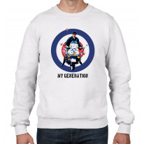 My Generation Men's Sweatshirt Jumper