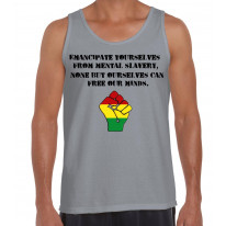 Emancipate Yourselves Reggae Men's Tank Vest Top
