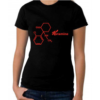 Ketamine Chemical Formula Women's T-Shirt