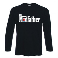 The Modfather Long Sleeve T-Shirt