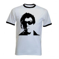 Lou Reed Contrast Ringer T-Shirt