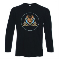 Celtic Eagle Long Sleeve T-Shirt